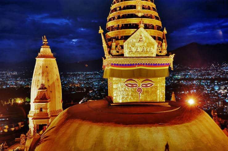 Saker att göra i Katmandu som turist