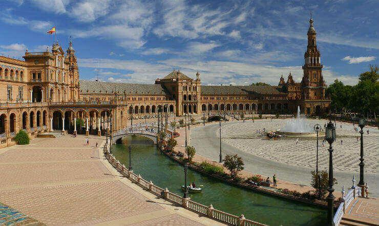Sevilla sevärdheter