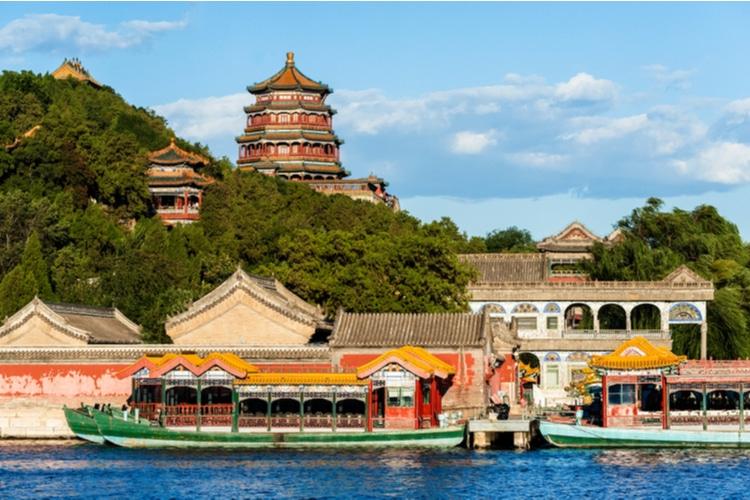 Sommarpalatset i Beijing