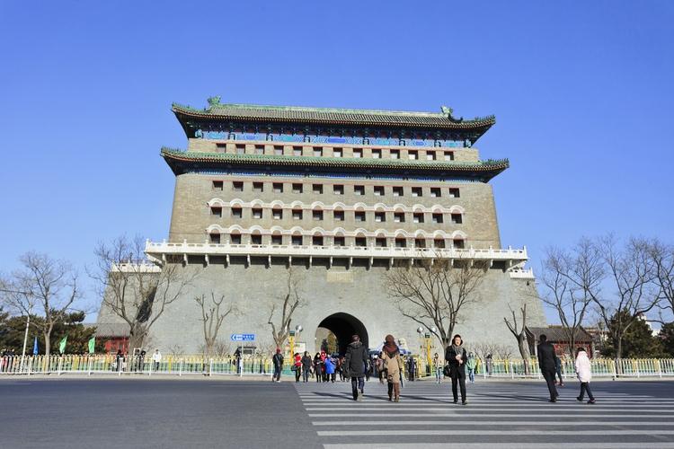 Stadsvandring Peking