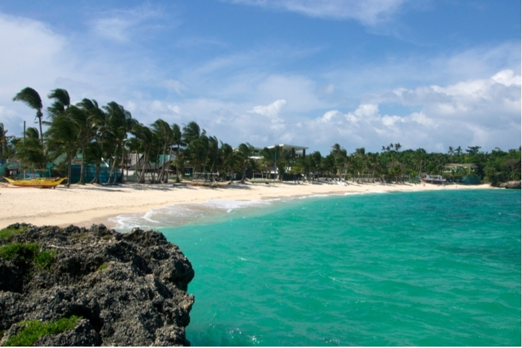 Tambisaan Beach
