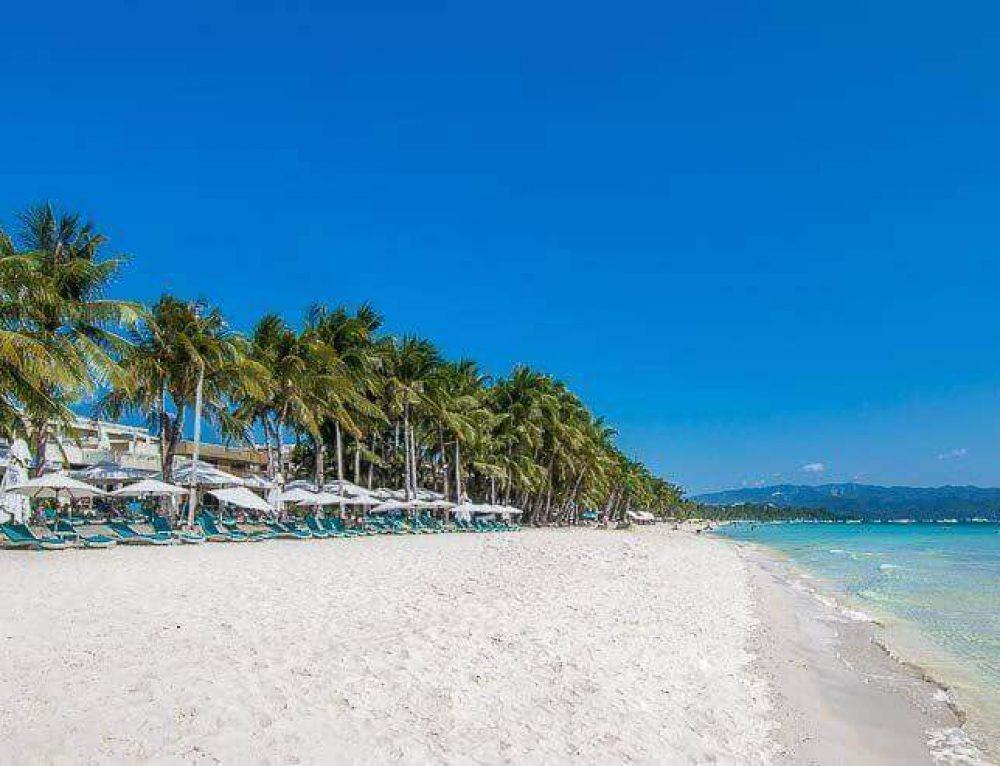 Beaches on Boracay