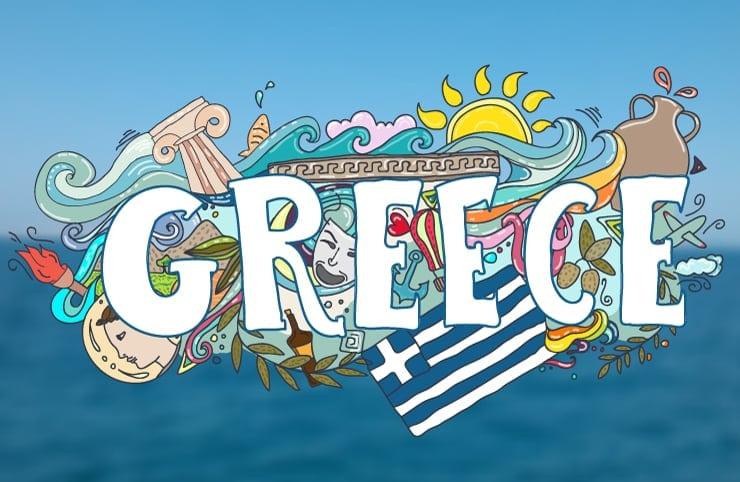 Älska grekland