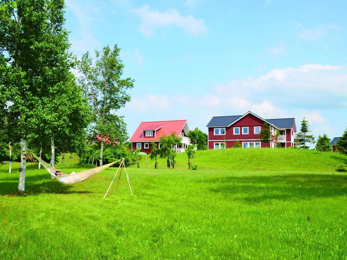 Sweden Hills hokkaido
