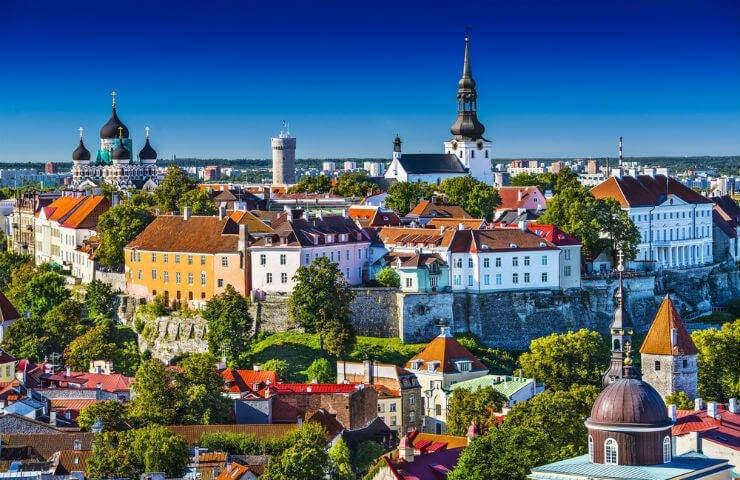 Tallinn reseguide