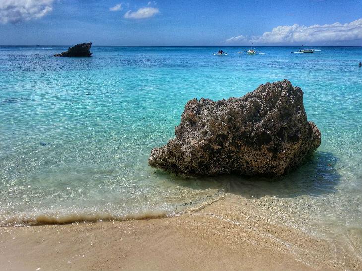 philippines diniwid beach