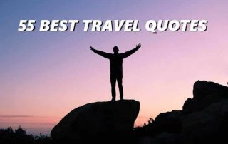 55 best travel quotes of all time