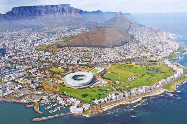 Cape Town bucketlist