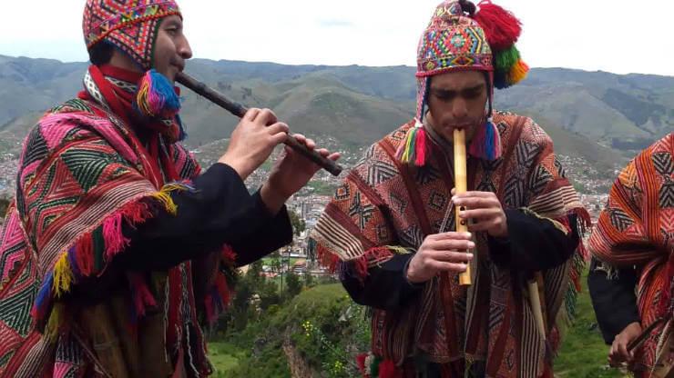 Peruvian fluteband