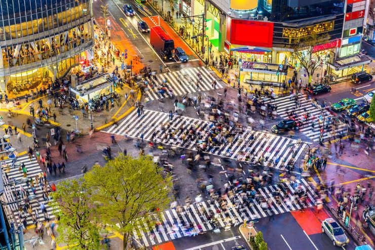 Tokyo sevärdheter