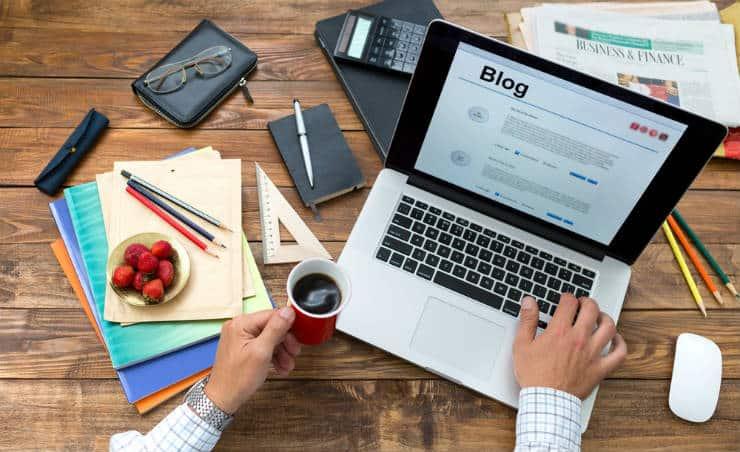 tjäna pengar på blogg guide