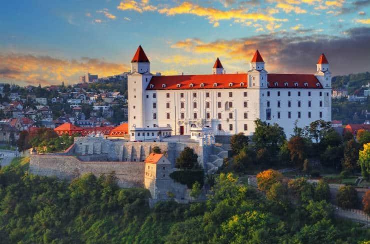 Bratislava sevärdheter