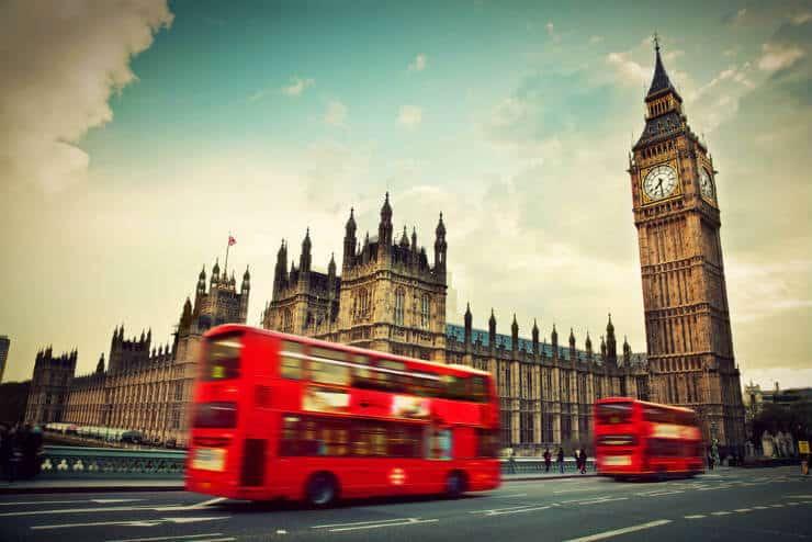 vad göra i london