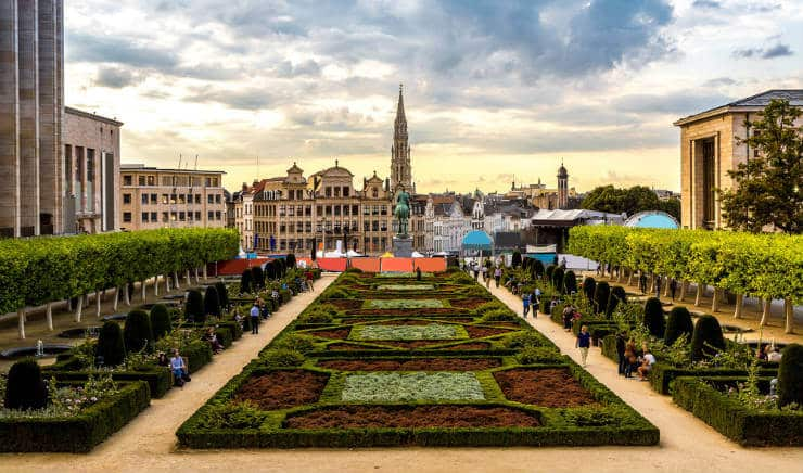 Saker att göra i Bryssel