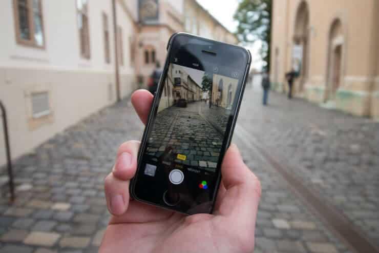 12 Tips för att ta bättre bilder med en smartphone