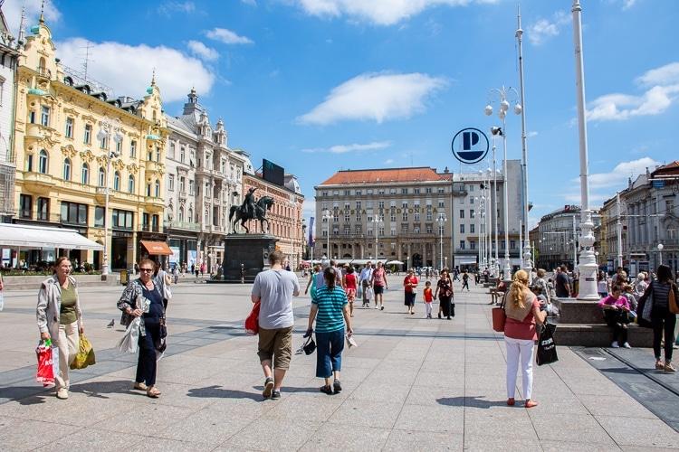 aktiviteter i Zagreb