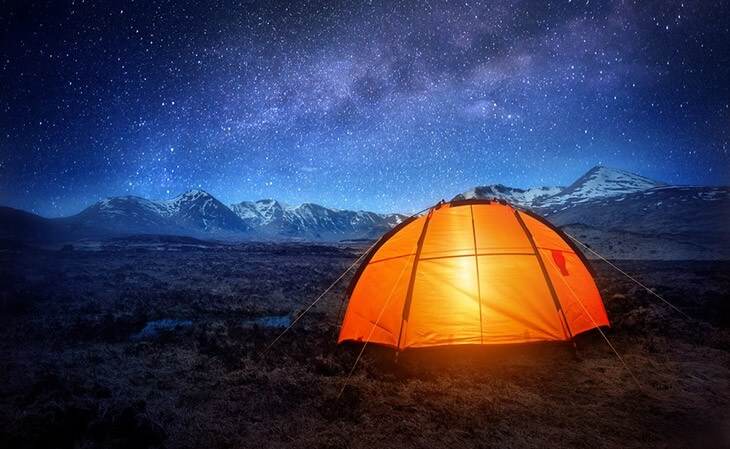 camping-i-naturen