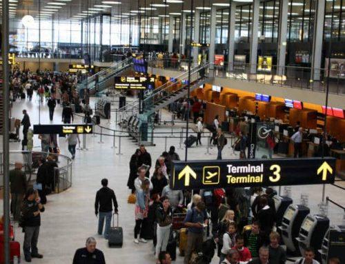 Hur man tar sig till och från Kastrup, Köpenhamn flygplats