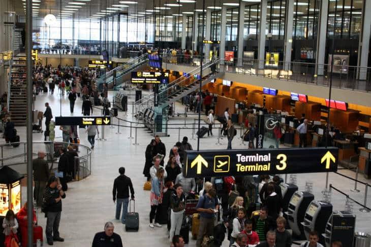 hur man tar sig till köpenhamn flygplats