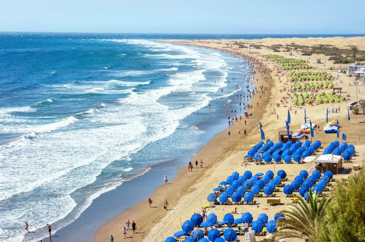7 Reasons to love Gran Canaria