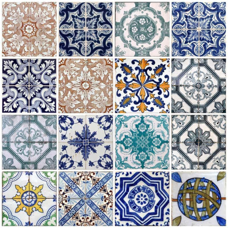 Tiles from Portugal