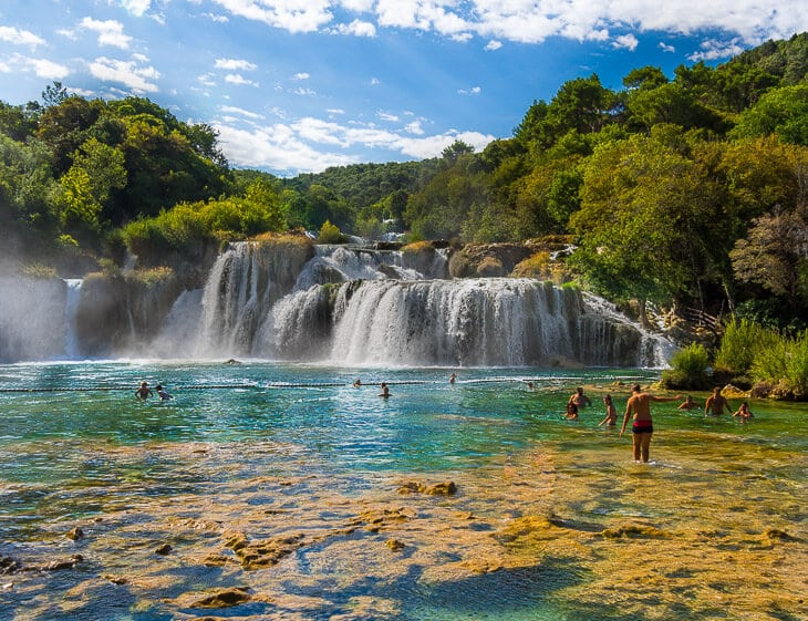 Krka National Park In Croatia How To Get There Prices And