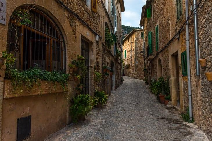 Valldemossa på Mallorca