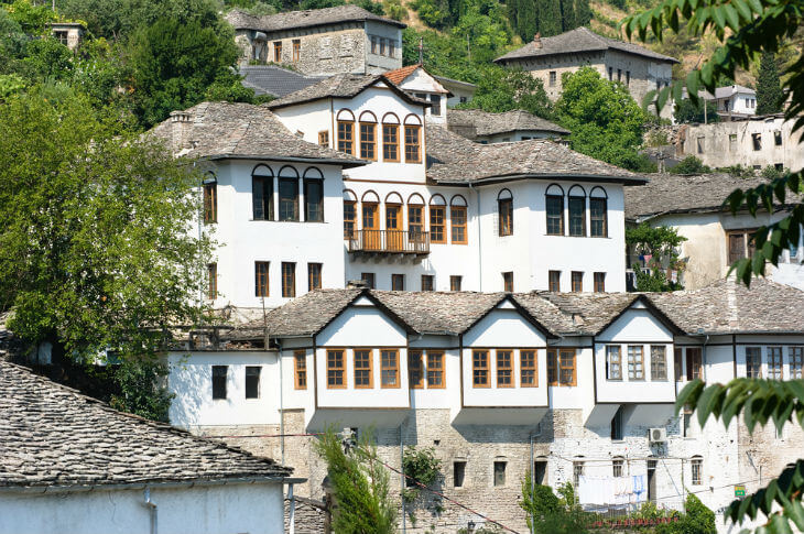 gjirokaster i albanien