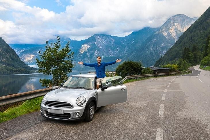 car rental croatia