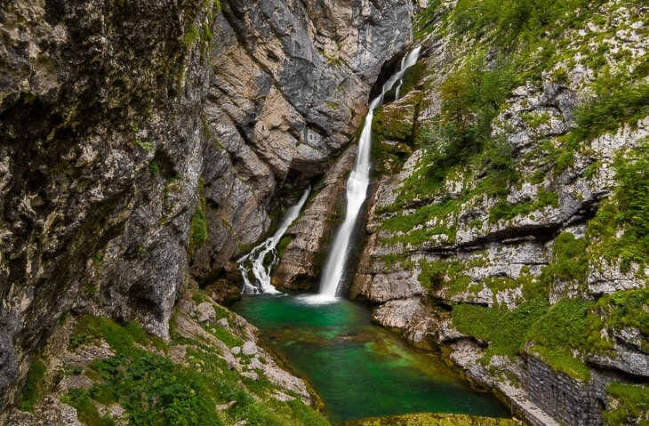 slap savica vattenfall
