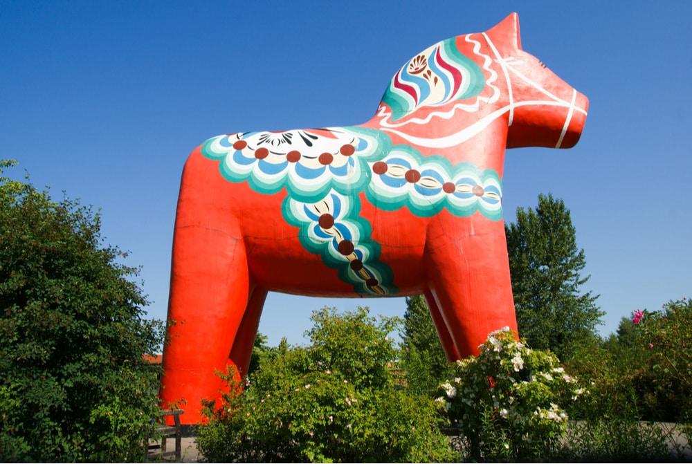 Avesta Dala Horse