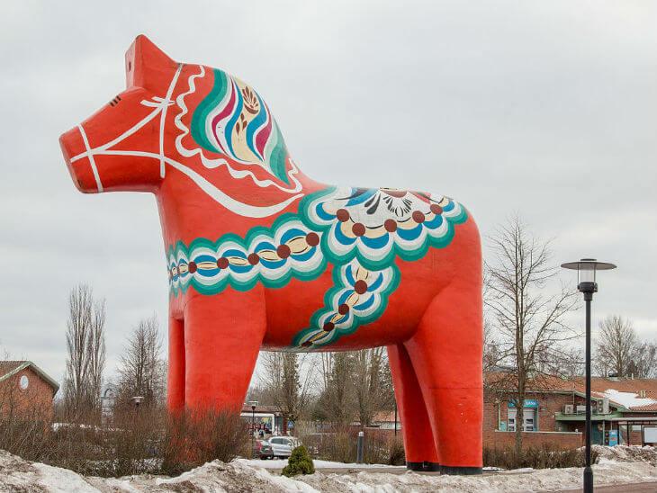 Dala Horse