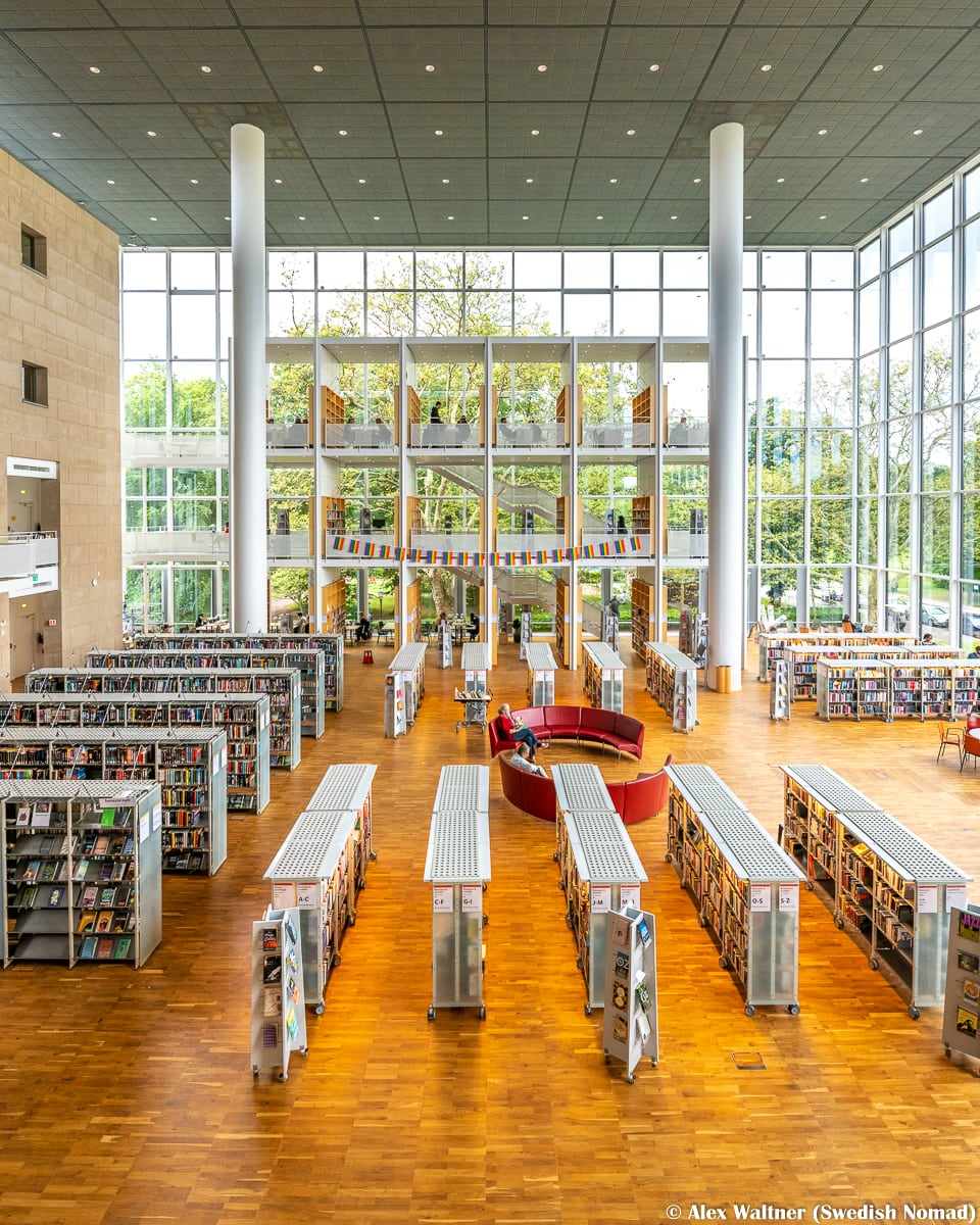 Malmös stadsbibliotek