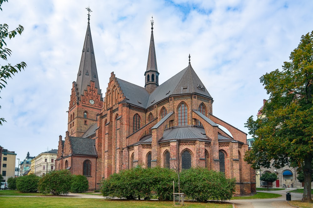 St. Peter's Church Sankt Petri kyrka