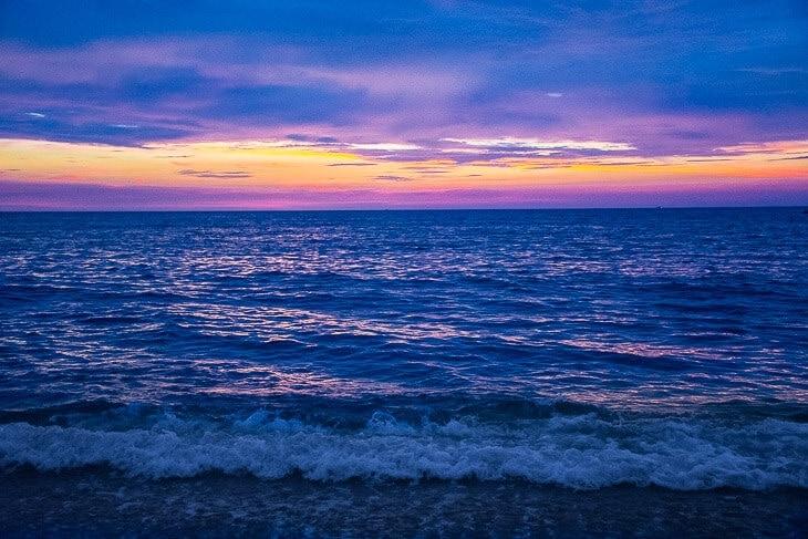 solnedgång koh lanta