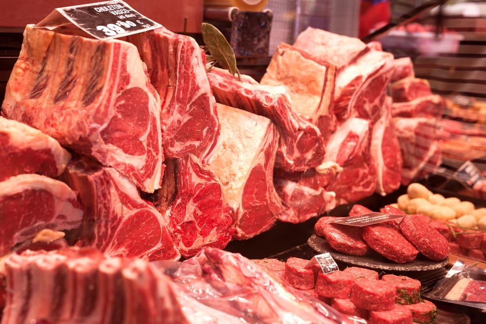 spanskt kött
