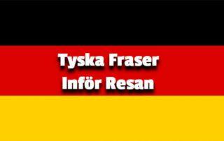 tyska fraser och uttryck