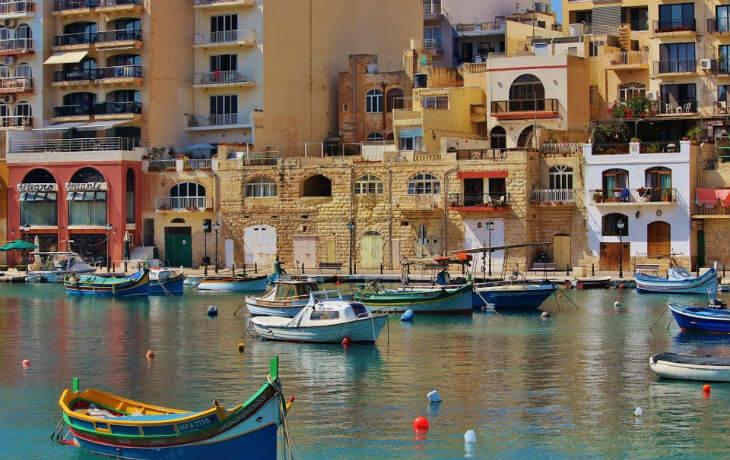 7 Advantages when living on Malta