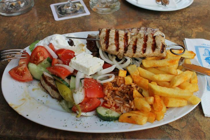 grekisk mat
