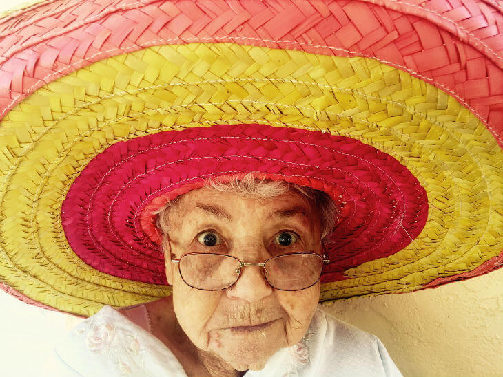 Bor jag aka till mexiko i mars