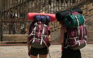 resetillbehör för backpackers