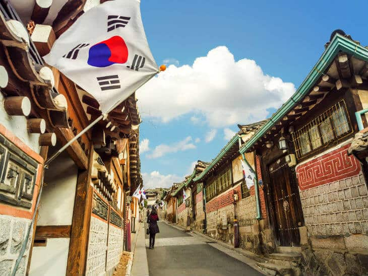 7 Anledningar till att älska Sydkorea