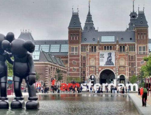 72 Timmar i Amsterdam
