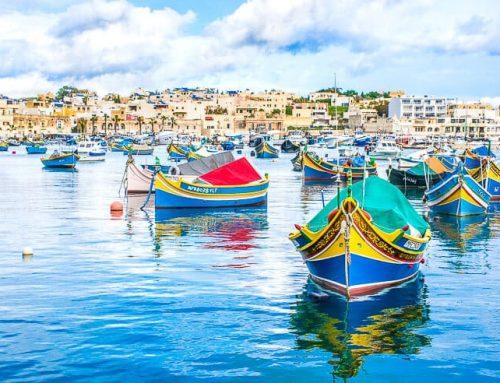 Marsaxlokk – Malta's charming little fishing village