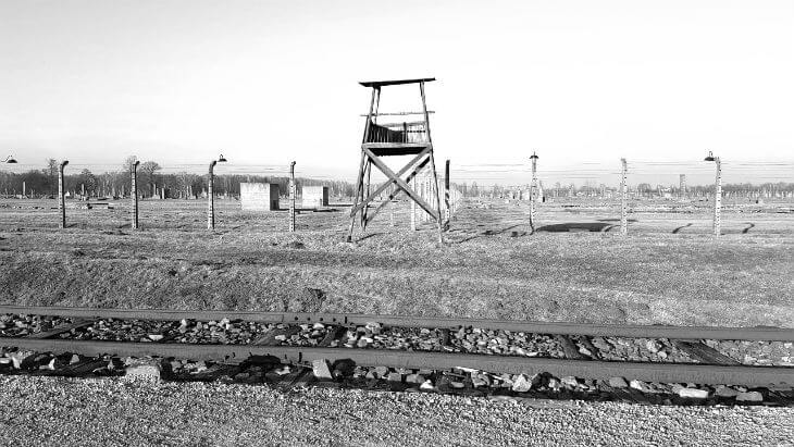 Auschwitz II koncentrationsläger