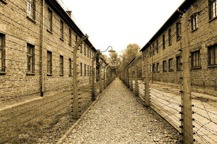auschwitz museum camp