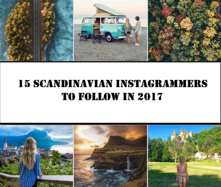 scandinavian instagrammers