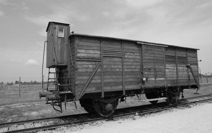 transport koncentrationsläger