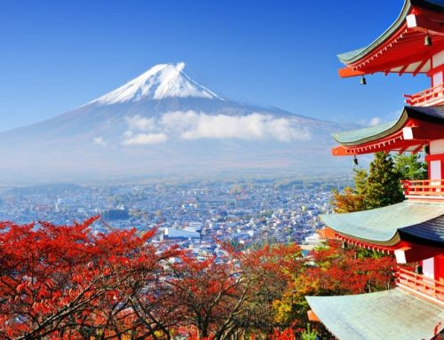 25 Amazing places to visit in Japan
