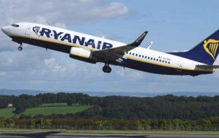 flyga med ryanair